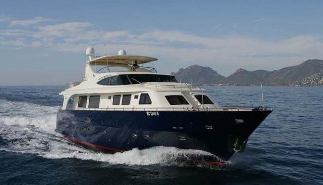 Cianin Quattro Charter Yacht - 2