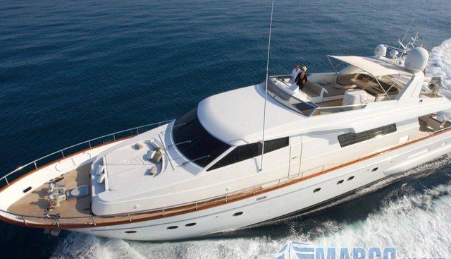Sanlorenzo SL 82 Charter Yacht
