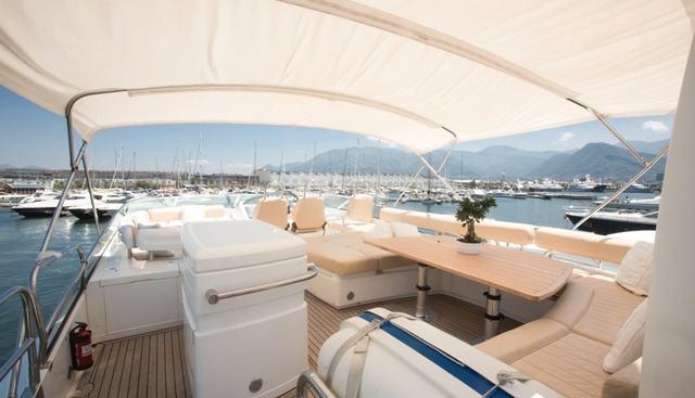 ASKIM3 Charter Yacht - 3