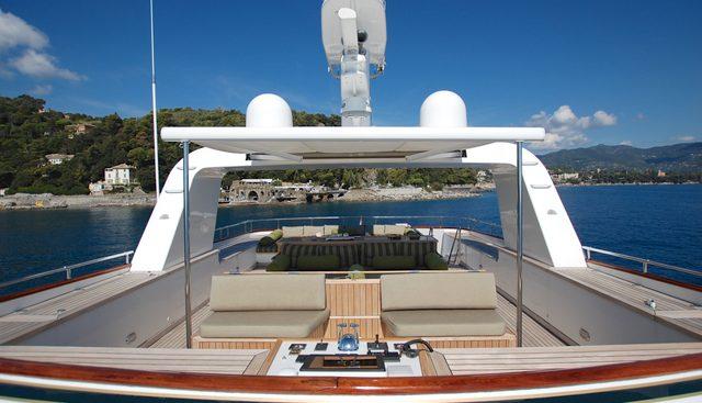 Curiosity Charter Yacht - 2