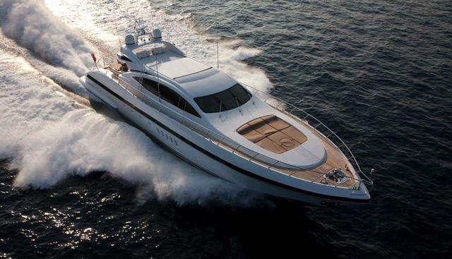 Enzo Charter Yacht - 2