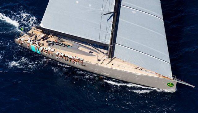 Open Season Charter Yacht