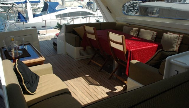 Madness Charter Yacht - 4