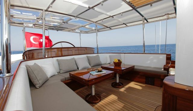 In Love Charter Yacht - 3
