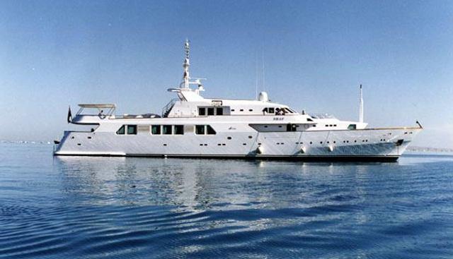 Shaf Charter Yacht - 5