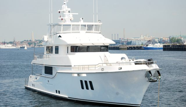 Elbie Charter Yacht - 2