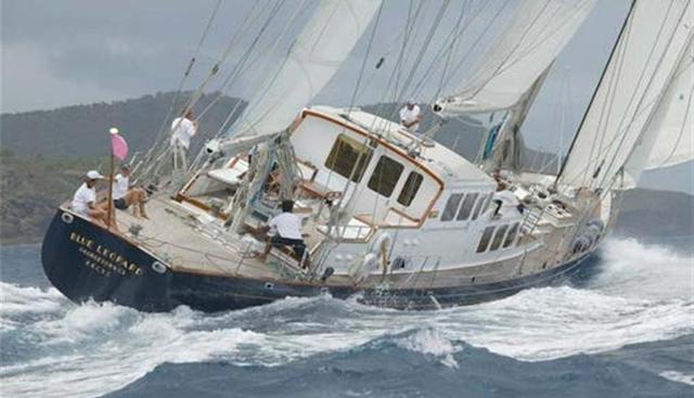 Blue Leopard Charter Yacht - 6