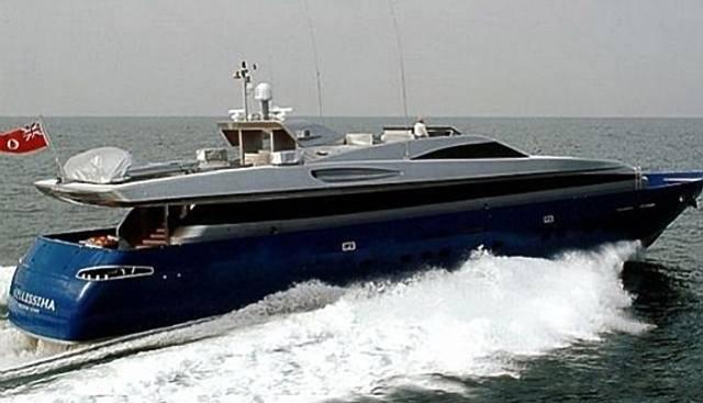 Bellissima Charter Yacht - 2
