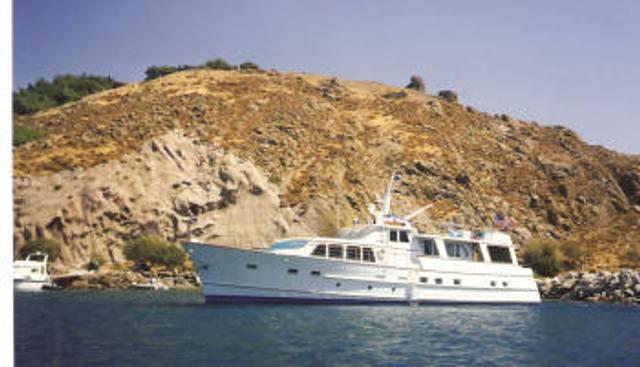 Astraea Charter Yacht