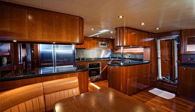 Daniela Charter Yacht - 7