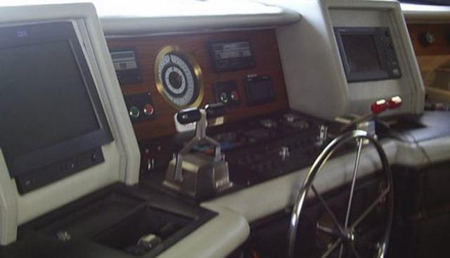 Amixtli Charter Yacht - 7