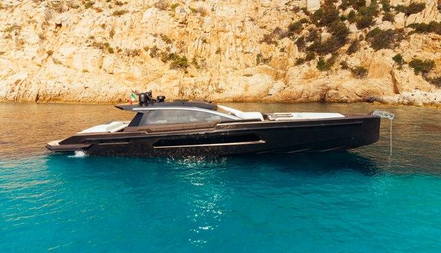 Mama-G Charter Yacht