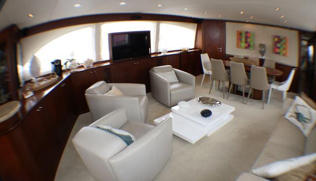 Reflection Charter Yacht - 7