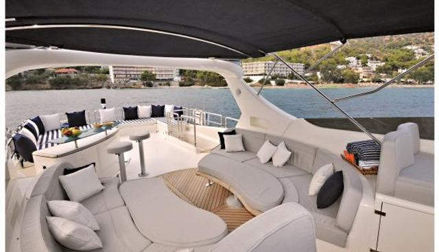M.T. Time Charter Yacht - 2