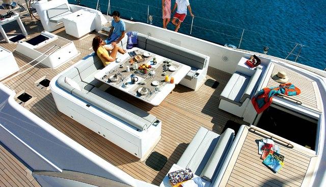 Aristarchos Charter Yacht - 4