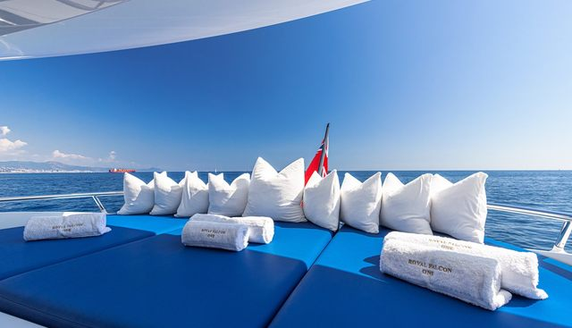 Royal Falcon One Charter Yacht - 3