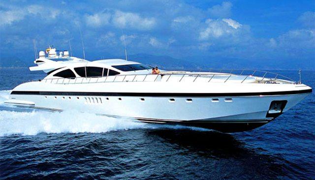Zed Charter Yacht
