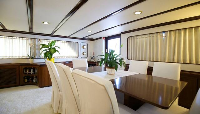 India Charter Yacht - 8