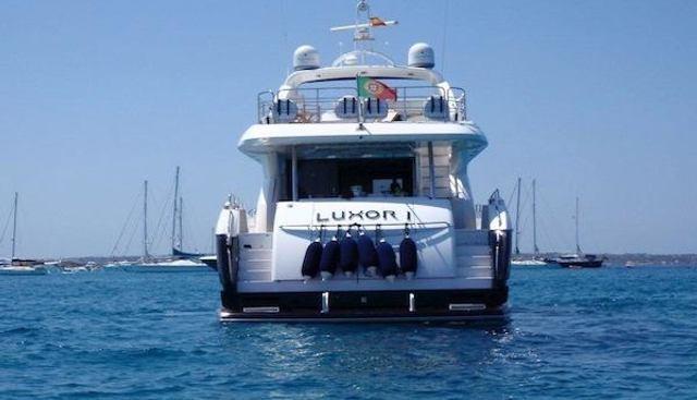 Luxor I Charter Yacht - 4