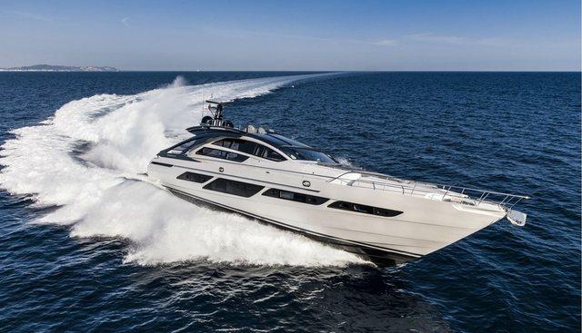 Wish Charter Yacht