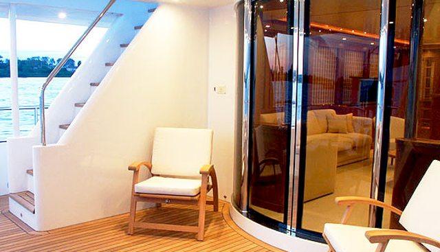 Pallada Charter Yacht - 2