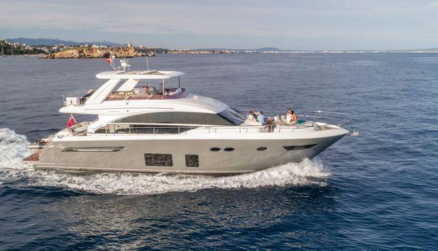 Free Soul Charter Yacht