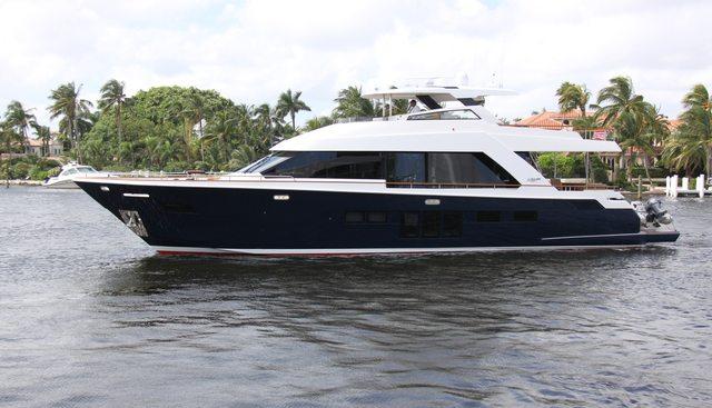 Breeze 76 Charter Yacht