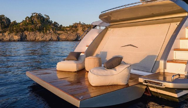 Never Give Up Charter Yacht - 5
