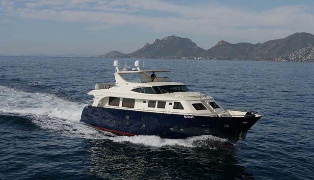 Cianin Quattro Charter Yacht