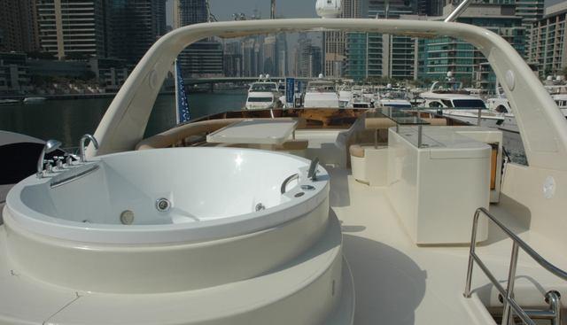 Dubai Marine 85 Charter Yacht - 3
