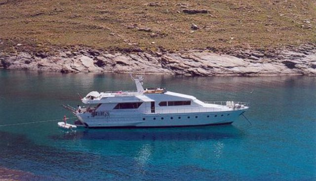 Ultraphantom 25 MT Charter Yacht