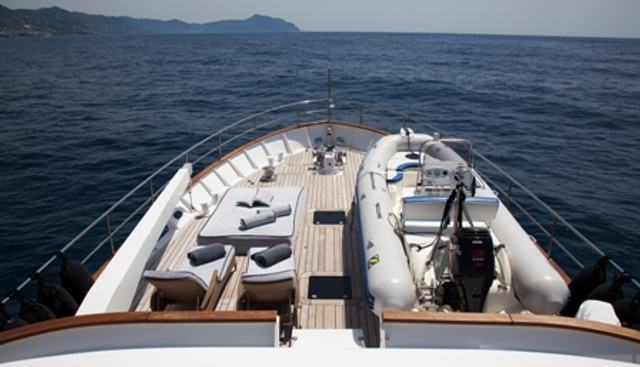 Persuader Charter Yacht - 2