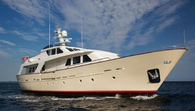 Alexander K Charter Yacht - 2