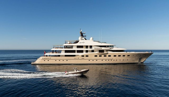 Here Comes The Sun Charter Yacht