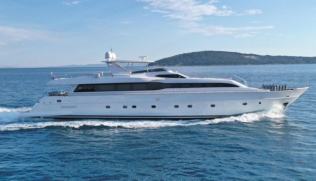 Princess Lona Charter Yacht
