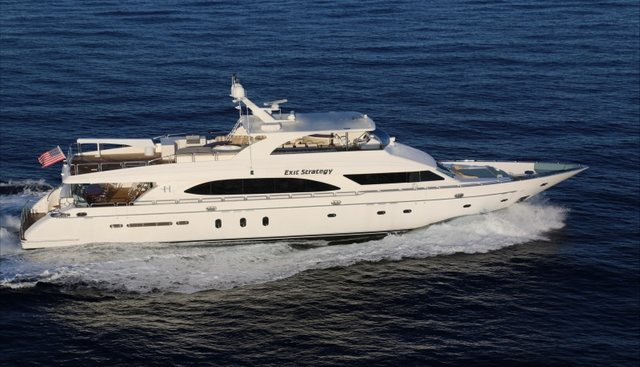 Exit Strategy Charter Yacht