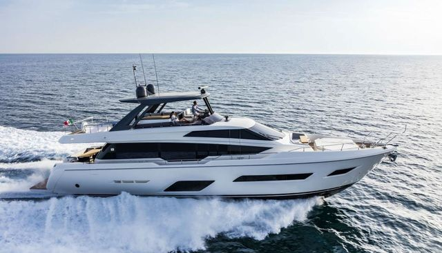 Black Star III Charter Yacht
