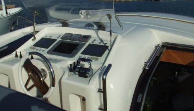 Pampa Charter Yacht - 3