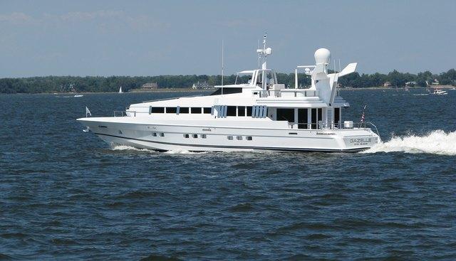 Highline Charter Yacht - 4