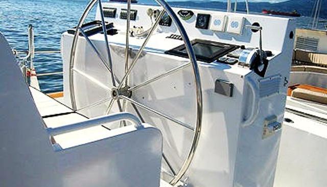 Carinae IX Charter Yacht - 3