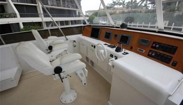 King Kalm Charter Yacht - 4