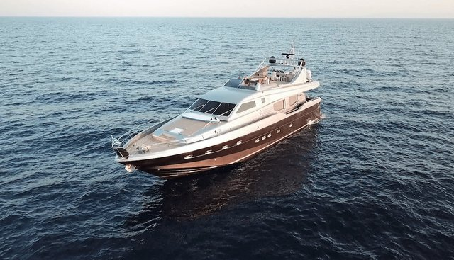 Johnny Handsome Charter Yacht