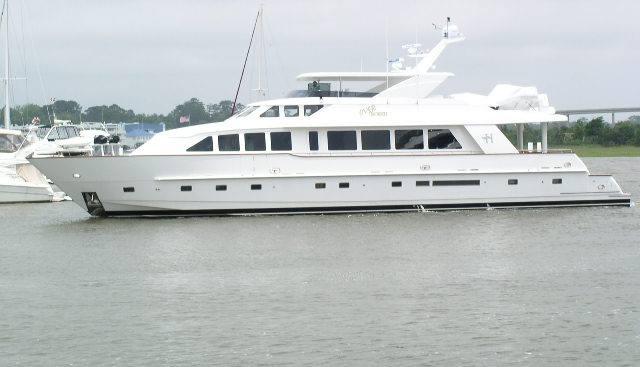 Miss Conduct VI Charter Yacht