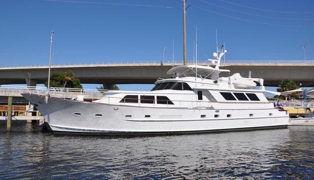 Bella Vita Charter Yacht