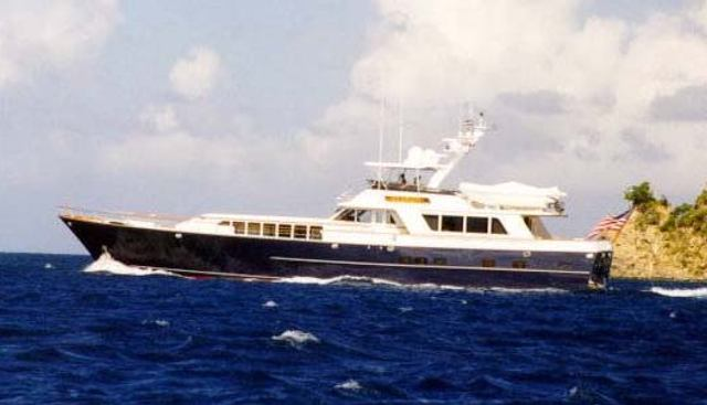 Adriatic Escape Charter Yacht