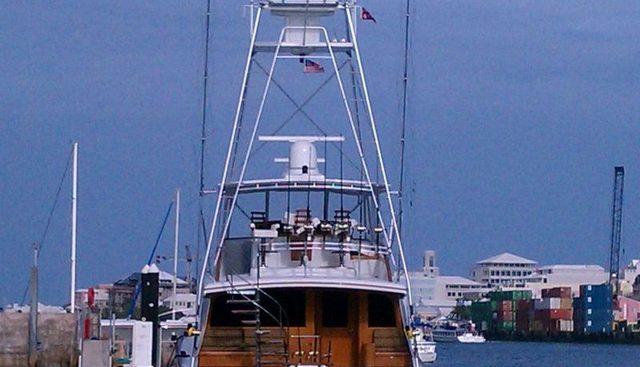 Beast Charter Yacht - 8