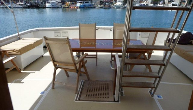 Breanna Charter Yacht - 4