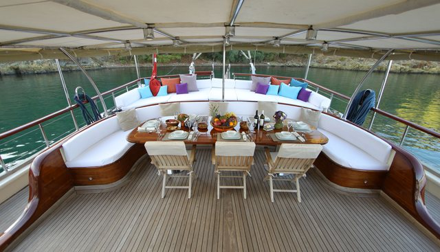 Dear Lila Charter Yacht - 3