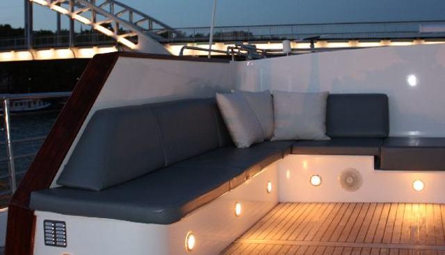 Perseus Star Charter Yacht - 4