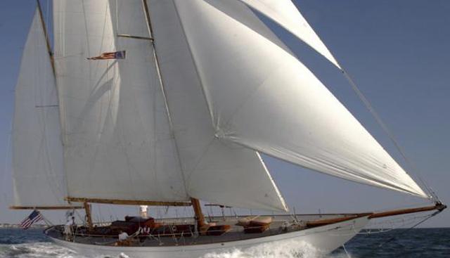 Adventuress Charter Yacht